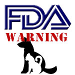 FDA Pet Warning